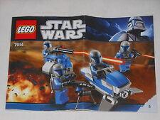 LEGO STAR WARS 7914 MANDALORIAN Batalla Pack - Sistema Set