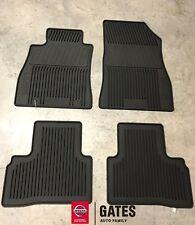 2011-2017 OEM Nissan Juke ALL WEATHER Floor Mats 999E1-6X000