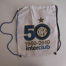 Sac fanion Football Inter Milan 1960 2010 PIRELLI Italie Design PN France N2932