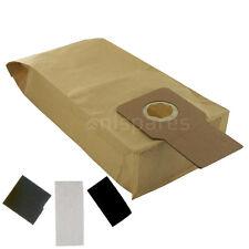 Panasonic U20E 5 x Hoover Bags & Filter U2E MCE40 MCE50 MCE460 MCE3002 MCUG302