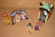 4702 LEGO Harry Potter Final Challenge 100% Complete Instruction GREAT COND 2001
