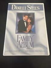 DNIELLE STEEL'S FAMILY ALBUM PART 1 & 2 DVD JACLYN SMITH