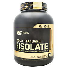 Optimum Nutrition Gold Standard 100% ISOLATE Whey Protein 44 Serves, 2 FLAVORS