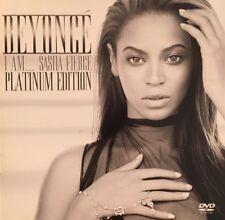 BEYONCE I Am Sasha Fierce 2CD Set Platinum Edition 20 Tracks CD ALBUM + DVD 2009