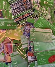 More details for bt phonecards - lots of duplication - huge lot - see photos