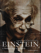 Einstein: A Hundred Years of Relativity by Andrew Robinson (Paperback, 2010)