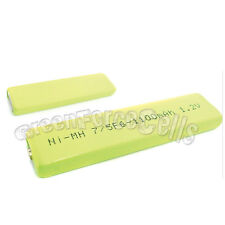 1 1100mah 7/5 F6 NiMH Gumstick Battery NH14WM-BC HI-MD