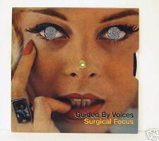 "GUIDED BY VOICES - SURGICAL FOCUS - 7"" W/ SPINNER COVER"