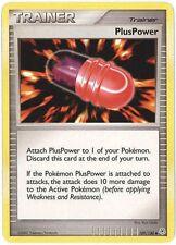 PlusPower 109/130 Diamond & Pearl Uncommon MINT! Pokemon