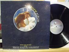 """★★ 12"""" LP - V/A - The Love Album - Moyet/Sade/Danny Wilson/Berlin/Elton John"""