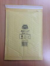 """500 jl1 vera e propria """"ORO"""" AIRKRAFT """"DVD dimensionati"""" Jiffy BAGS 170 x 245 mm + GRATIS 24H"""