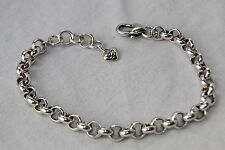New Brighton Silver Add Charm Basic Bracelet