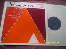 THE ELLINGTONIANS-S/T JAZZ LP REX STEWART,BILLY TAYLOR,BARNEY BIGARD