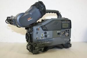 SONY HDW 750P HD Digital HDVS Camcorder mit Sucher, gebraucht