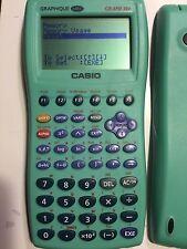 Calculatrice scientifique lycée Casio Graphique GRAPH 35+ sans usb