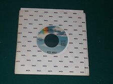 """1980 KITTY WELLS ORIGINAL 45 RPM I CANT STOP LOVING YOU  7"""" MCA"""