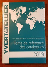 Yvert & Tellier - The Handbook Of Philatelic Research - 2019