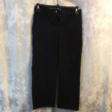 Navy Izod casual dress pants-boys 10-slim