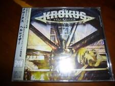 Krokus / Hellraiser JAPAN+1 XQAN-1030 NEW!!!!!!!!!! A2