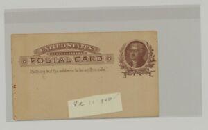 US - Mint Postal Stationery Lot # 2