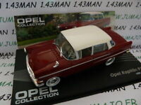 OPE104R voiture 1/43 IXO eagle moss OPEL collection : Kapitän PII