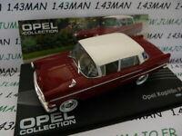 OPE104R voiture 1/43 IXO eagle moss OPEL collection : Kapitän PII