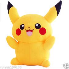 Cute Big Pikachu Plush Toys Giant Pokemon Go Soft Stuffed Animal Doll Gifts 25CM