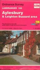 Ordnance Survey: Aylesbury & Leighton Buzzard(Map)UK-1993-Good