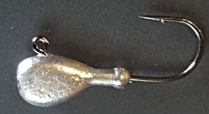 50 HTLURECO Raw New Shad Jig Heads Redfish Fluke Striper Magic Ultra Point Lures