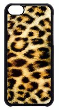 Cute Tiger Leopard Animal Print Pattern Hard Back Case Cover Apple iPod 4 5 6