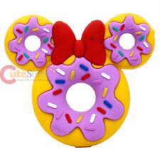 Disney Minnie Mouse Magnet Dount 3D PVC Foam Refrigerator Magnets