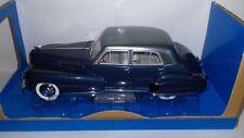 Model Car Group 1:18 Cadillac Fleetwood Series 60 Special Sedan 1941 blauw metal
