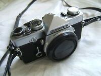OLYMPUS OM-1N MD 35mm SLR Camera Body