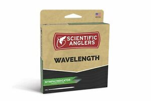 Scientific Anglers Mastery Wavelength Series - Nymph/Indicator Taper WF7F
