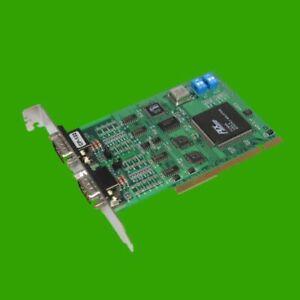 2 Port serieller Adapter / serielle Schnittstelle CP 132 (2x 9 polig) RS-422/485