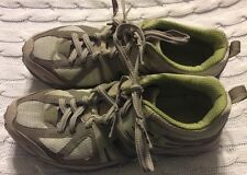 Teva size 9 womens shoes Gray Green Athletic Shoes