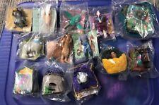 Burger King Pocahontas Toys NIP 8 Toys & 5 Puppets Sealed Lot Of 13