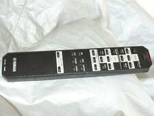 Command Telecommande yamaha AMPLI RAX9 V499920 AX-396 comand