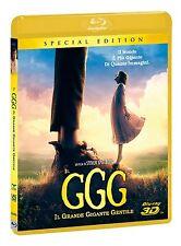 IL GGG  - IL GRANDE GIGANTE GENTILE  3D   BLU-RAY 3D+BL