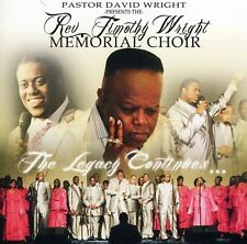 Rev. Timothy Wright, Timothy Wright - Memorial Choir [New CD]