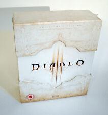 Diablo 3 III Collector's Edition (PC) - UK - NEW - SEALED - NUOVO - SIGILLATO