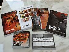 Insanity Beach Body 10 DVD Set  Shaun T