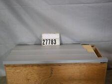 10 Stück Octanorm Alu Messebau Profile Zargen mit Schlösser #27783