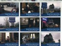 Bates Motel Season 2 Complete Bates Property Chase Card Set BP1-9