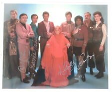 Star Trek Autograph 8x10 Card-Signed by Nichols/Takei & Koenig (Lhau-1107)