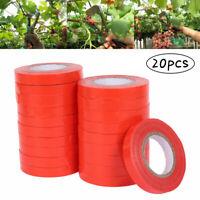 Tapener Plant Tying Tapes Branch Binding Tapes Anti Sun 20PCS Hand Garden