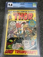 Thor #194 CGC 9.8 Thor Battles Loki Only 11 CGC 9.8's VHTF