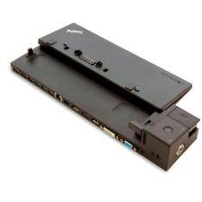 Lenovo ThinkPad Ultra Dock Port Replicator, 90 Watt AC, Driver Free - 40A20090UK