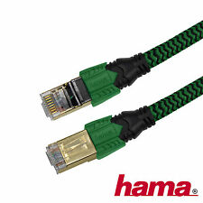 Hama LAN-Kabel Patch Kabel High Quality für Playstation4 xBox One 2,5m CAT 6