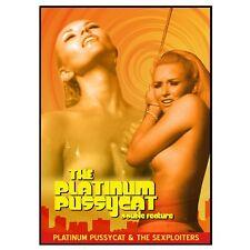 PLATINUM PUSSYCAT / SEXPLOITERS DOUBLE FEATURE (DVD)